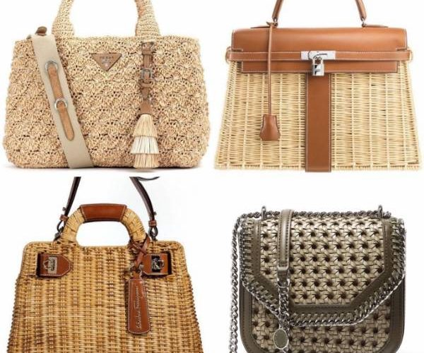 fcf13c377f Come indossare le borse di paglia | Le Dolci Nanne