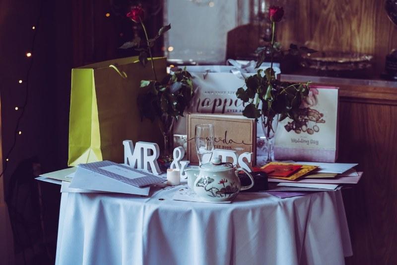 Regali da fare agli sposi