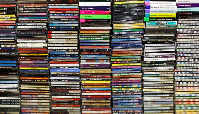 dischi musicali